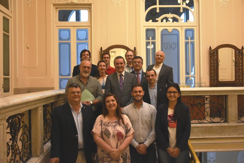 Se reunió el comité directivo de la Aceleradora Litoral