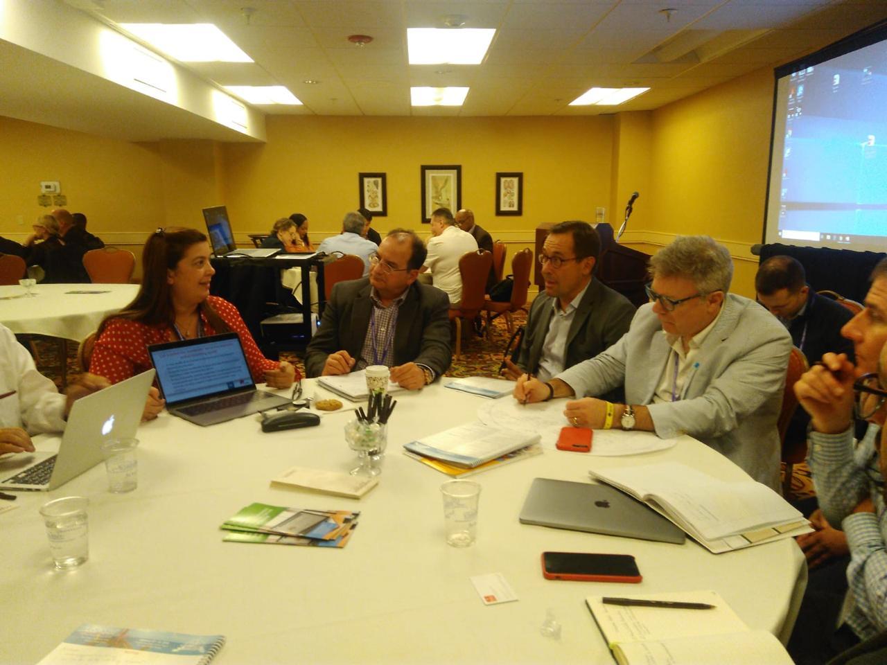 Aceleradora Litoral presente en la  Conferencia de USASBE en Florida
