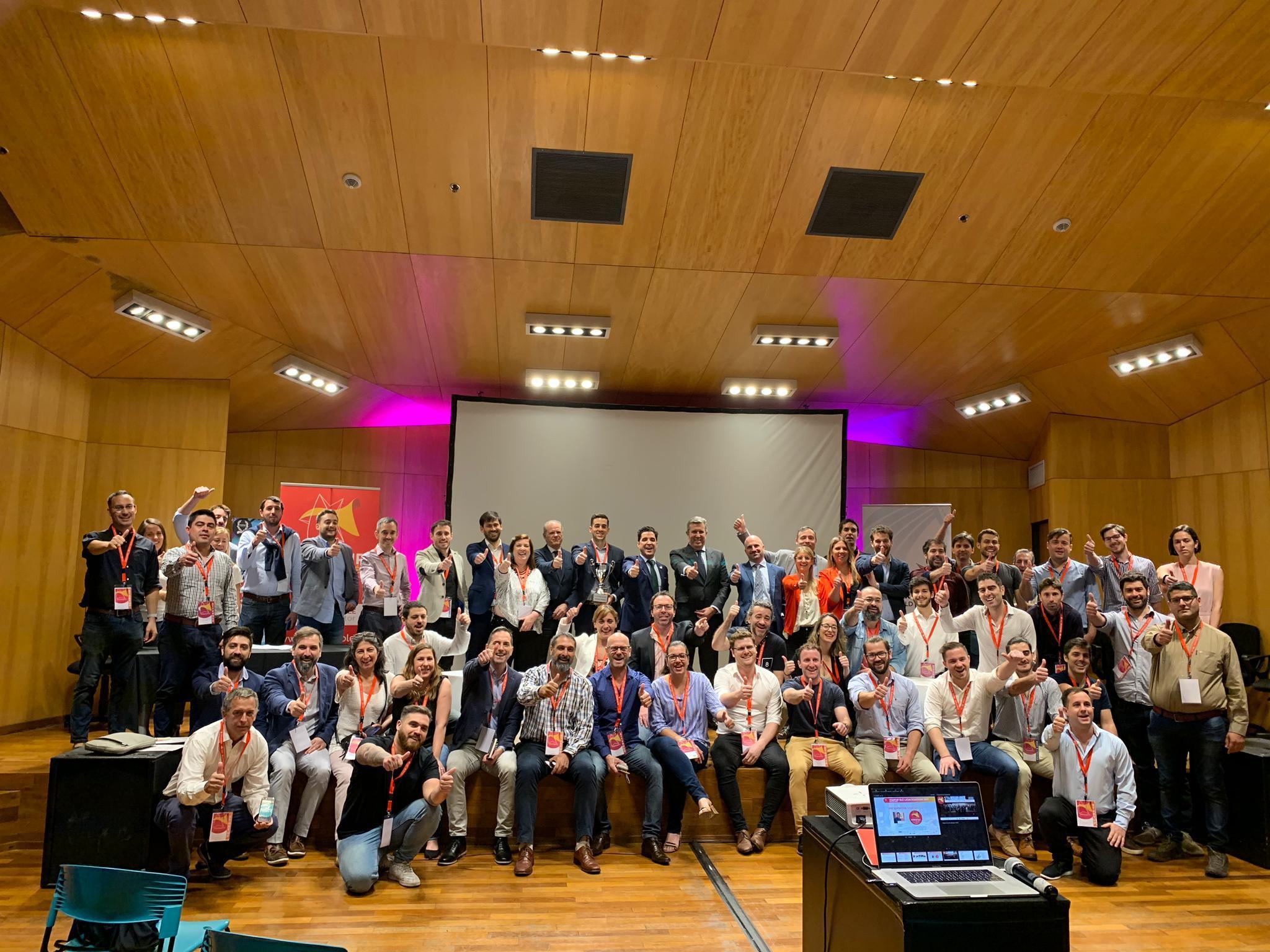 Emprendedores Argentinos premiados en la Competencia Startup Olé Roadshow 2019